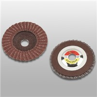 AFD-A/O Double Flaps Disc(Fiber Backing)