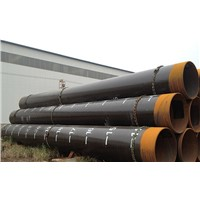 ASTM A252 piling pipe/ERW/SEAMLESS PIPE