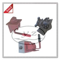 American Type Casting Steel Shipping Container Lashing Twist Lock