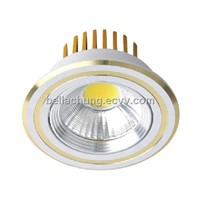 Best sell high lumen 270lm 3W COB LED ceiling downlight