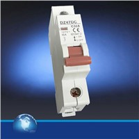 Dc Miniature Circuit Breaker(MCB) from 127V to 800V for PV system