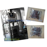 Full Automatic 50g Red Date Scale Weighing VFFS Vertical Packaging Machine