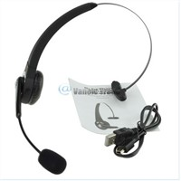 Headwearing Bluetooth Wireless Gaming Headset for Sony PS3 & PS3 Slim