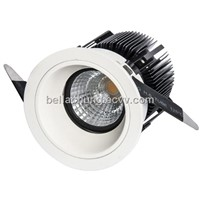New arrival AC100-240V 900lm 10W Led Round Recessed Light New arrival