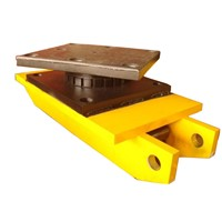 Swiveled equipment mover kits and systems