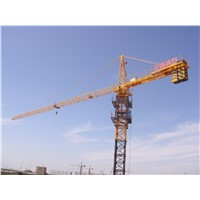 6TON construction tower crane Manufacturer for Building