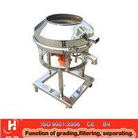 new type high frequency vibrating screen