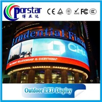 Hd P10 indoor and outdoor led display board manufacturer