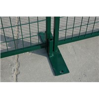 Canada Powder Coated Temporary Metal Fence Panels