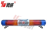 DC12V car roof top light bar for police, ambulance,fires truck