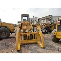 936E cat wheel loader for sale with forklift