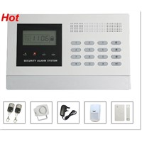 wireless GSM security alarm system control panel with LCD display PG-700, CE&ROHS