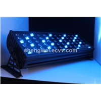 Waterproof Aluminum Alloy LED RGB Wall Lamp, Outdoor LED Wall Washer Light