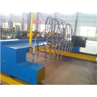 Metal Cutting Machine for H Beam Production Line