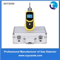 Portable built-in pump N2 nitrogen gas detector
