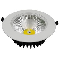 china factory wholesale 1200lm COB 15W led down lights