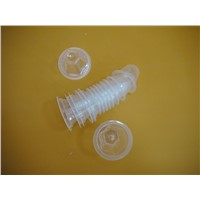 clear blister disposable plastic PP jelly cup