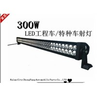 300w LED light bar-spot beam,off-road vehicle light,truck light