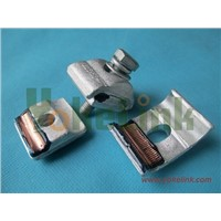CAPG copper- aluminum parallel groove clamp