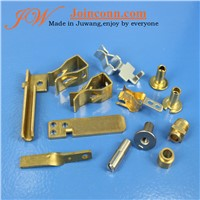 China Manufacturer Brass Stamping Parts,Stamping Parts With Free Sample,Precision Stamping