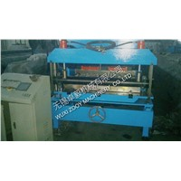 Color Steel wall panel / Roof Tile Roll Forming Machine with PLC Control System