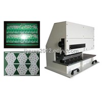 PCB De-panel scoring machine JYVC-L330 for cutter LED Aluminum PCBA