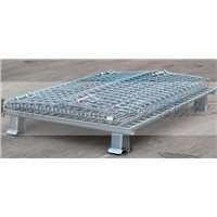 Standard outside folding Metal storage cages