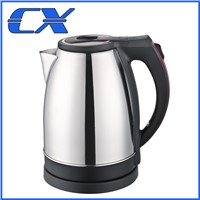 Fast stainless steel kettle, coldless kettle, automatic cut off electric kettle