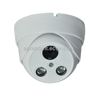 Lowest Price IR Array LEDs 720P CCTV AHD Camera Built-in IR-CUT