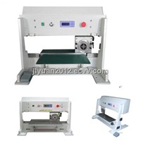 PCB De-panel scoring machine JYV-L460 for cut infinite LED Aluminum plate