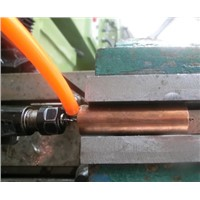 Rotary ultrasonic drilling