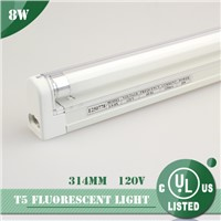 UL CE T5 fluorescent light fixture