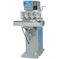 4 Color Sealed Cup Pad Printing Machine