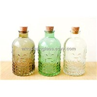 Luxury Colored Perfume Aroma Bottles
