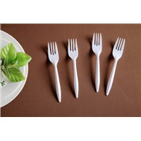 Disposable Fork Plastic Fork Tableware Plastic Cutlery