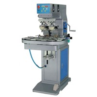 2-color Pad Printing Machine with Carousel