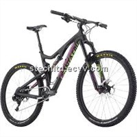 Bronson Carbon X01 Complete Mountain Bike
