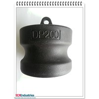 "1/2""- 4"" PP camlock couplings Type DP"