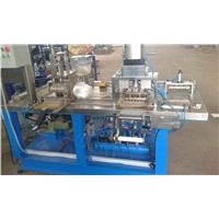 8 shots ring cap filling machine
