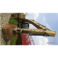 Caterpillar 320D used crawler excavator