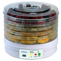 Digital Food Dehydrator with Adjustable Trays (FD-770A-RS)