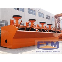Good quality ore dressing flotation machine
