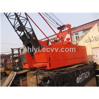 35 Ton Used Hitachi Crawler Crane KH125