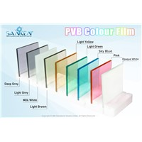 PVB Glass Laminated Film For Sale