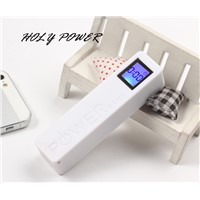 Perfume Mobile Charger Power Bank With  Screen HLY-PB-008