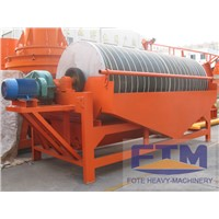 Wet gold magnetic separator machine