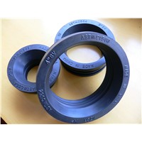 floor drain gasket, shower drain gasket, compression gasket for floor drain, gasket for shower drain