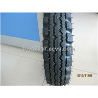 motorcycle tire  4.00-8 manufature in china