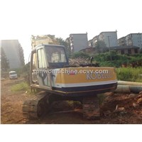 Original Japan used kobelco crawler  excavator  (12 ton  sk120-3 )