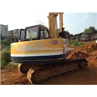 kobelco used excavator Japan made excavator (sk120-3)